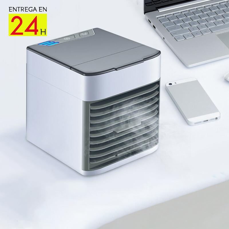 mini aire acondicionado portátil por 15 euros (-50% desc.)