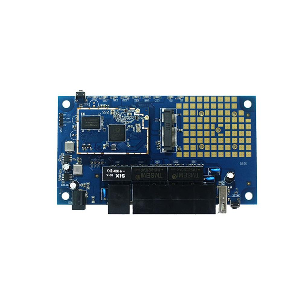 Taidacent 3.3V Power Supply Smart WIFI Gateway Router Module QCA9531 AR9531 4G Openwrt Router Openwrt Development Board