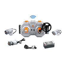CADA Technic Remote Control Racing Sports Car Bricks Speed Champions City MOC Building Block 2.4G Power Function Motors