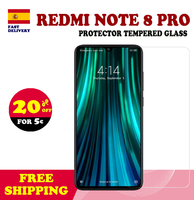 Xiaomi Redmi Note 8 Pro / Note 8 Note / Note 8T / Tempered Glass Screen Protector Mobile Safety Glass Protection
