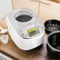 Food Processor Moulinex MK8121 Maxichef Advanced 5 L 750W