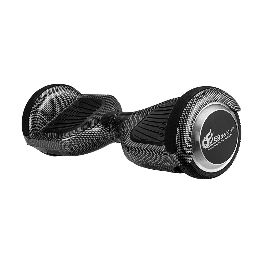 QUALITY TURKISH TRADEMARK - GOMASTER SBS-653 CARBON ELECTRIC SKATEBOARD HOVERBOARD - CARGO INCLUDED