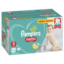 Трусики-подгузники Pampers Pants 3 6-11 кг Мега 120 шт.