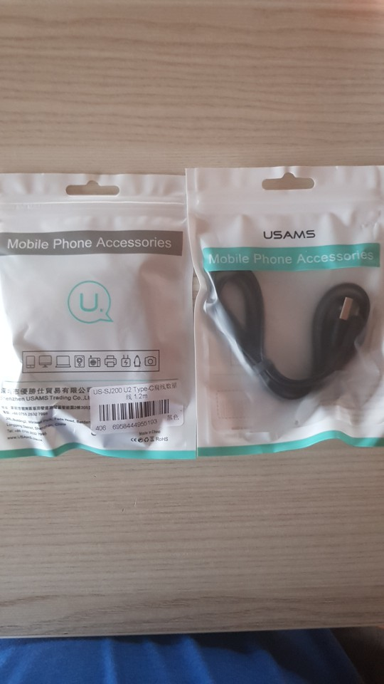 USAMS Type C usb Cable Fast Charging Cable for Samsung Xiaomi Mobile Phone Cable USB C TypeC Charge Data Cord for Huawei Oneplus|Mobile Phone Cables|   - AliExpress