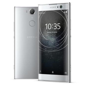 Перейти на Алиэкспресс и купить Sony Xperia XA2 silver H3113
