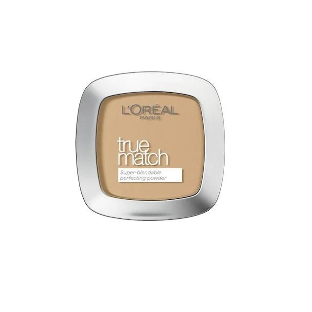 L'Or éal Paris True Match Powder W3 GOLDEN BEIGE 388841252