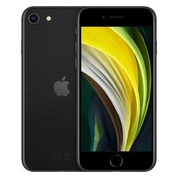 Перейти на Алиэкспресс и купить Apple iphone se 2020 128 ГБ Черный mxd02ql/a