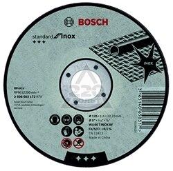 Круг отрезной BOSCH 115х1.6х22 Standard for Inox (2.608.603.170)