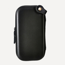 Lovekeke EVA storage vape pouch case bag for vape e cigarette vinci x rpm 40 80 aegis boost tfv12 prince nord 2 DIY coil jig new smok slm stick thick vapor pod vape kit 250mah electronic cigarette kit small vape pen kit vs smok nord drag nano minifit