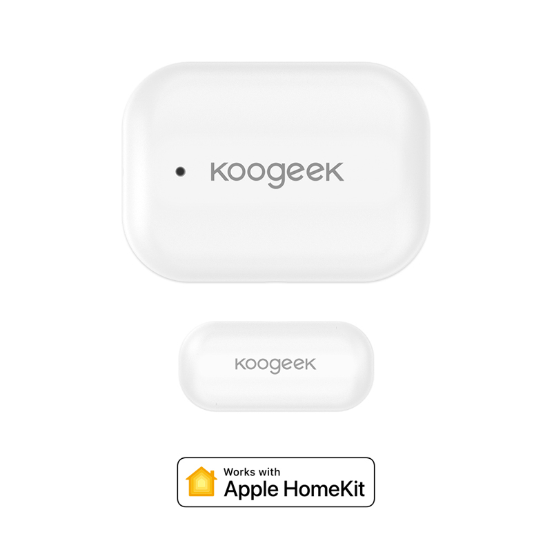 Koogeek Smart Door Window Sensor Wireless Home APP Remote Access  Automatic Trigger For Apple HomeKit Home Security Alarm Systemtrigger  sensor