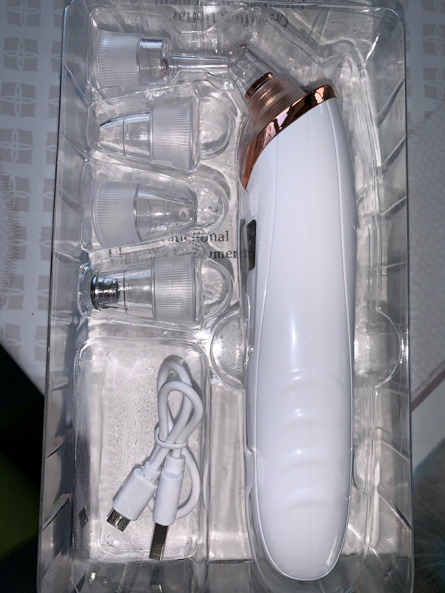 VisaClean Blackhead vacuum Cleaner