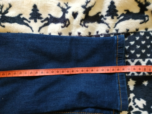 Jeans Woman  High Waist  Plus Size  Skinny  Black Blue  Pocket  Mom Jeans  Denim  Pencil  Pant  6Xl photo review