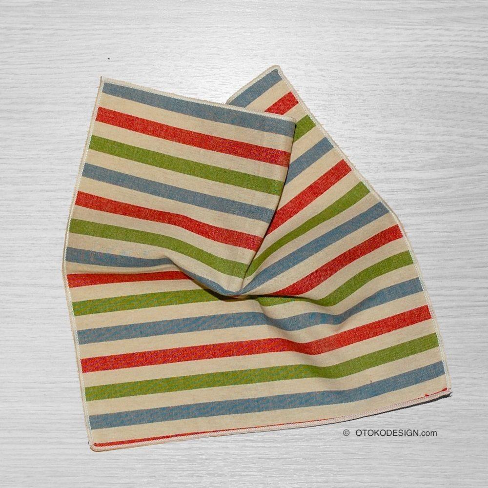 Pocket Square In Jacket Pocket (50196)