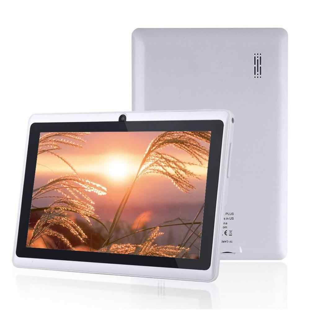 7 zoll Wifi Tablet Computer Quad Core 512 + 4Gb Wifi Benutzerdefinierte Android Prozessor Frequenz Intelligente Gravity Sensor