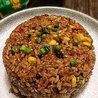五丁糯米饭的做法图解8