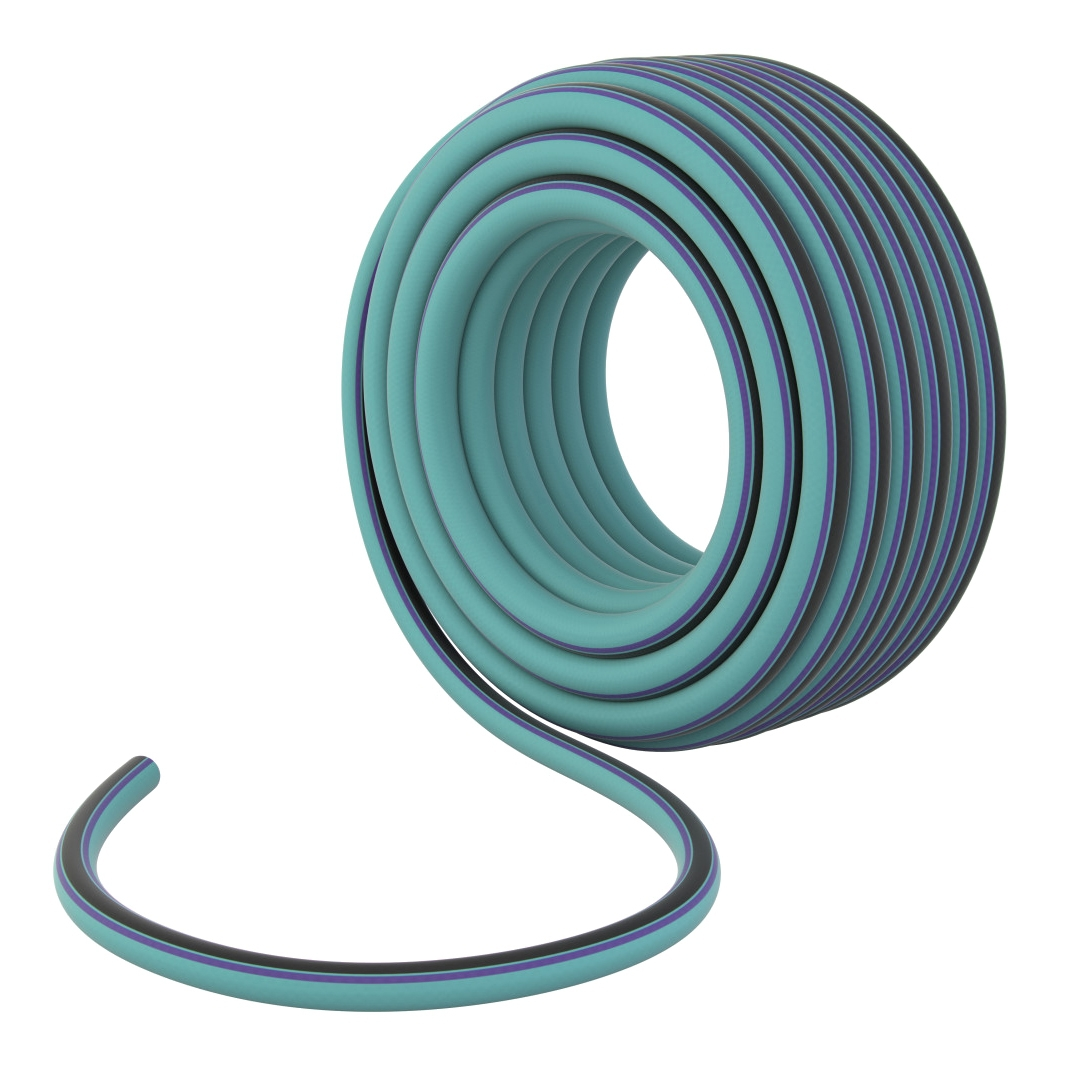 Reinforced hose PALISAD 67002 (50 m length, diameter 1/2 inch, PVC)