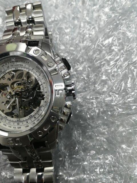 -- Relógio Automático Relógio