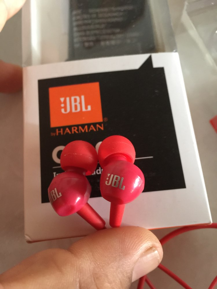 JBL C100Si Original 3.5mm Wired Stereo Earphones Deep Bass Music Sports Headset Sports Earphone Hands free Call with Microphone|Phone Earphones & Headphones|   - AliExpress