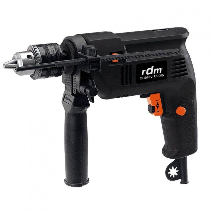 Taladro Percutor 500W Reversible RDM Quality Tools