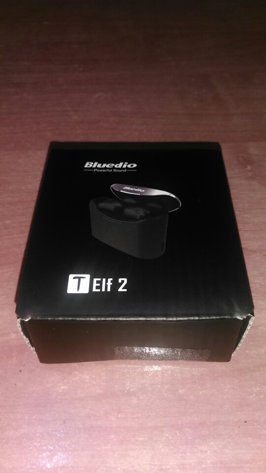 Bluedio T elf 2 earbuds TWS Bluetooth Earphone 5.0 sport wireless earphone original with charging box for music and cell phones Bluetooth Earphones & Headphones    - AliExpress