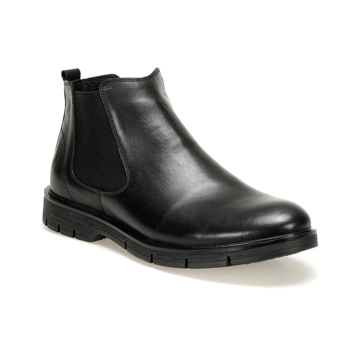 FLO 2025 Black Men Boots Garamond
