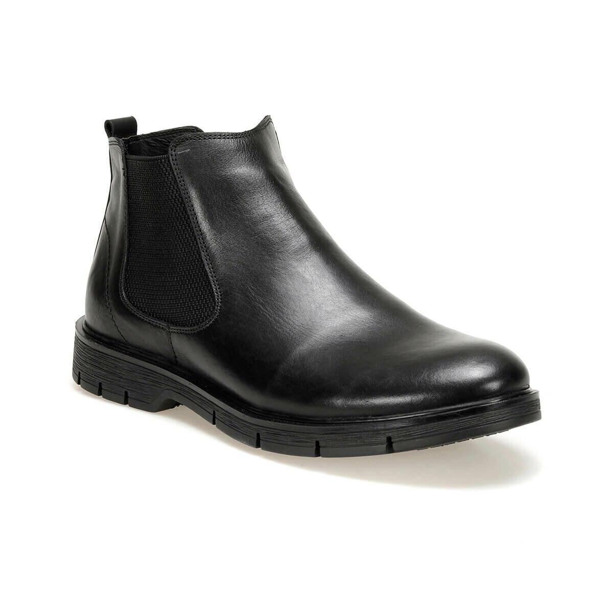 FLO 2025 czarne męskie buty Garamond