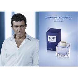Perfume de Antonio Banderas seducción azul hombre eau de toilette 100 ml