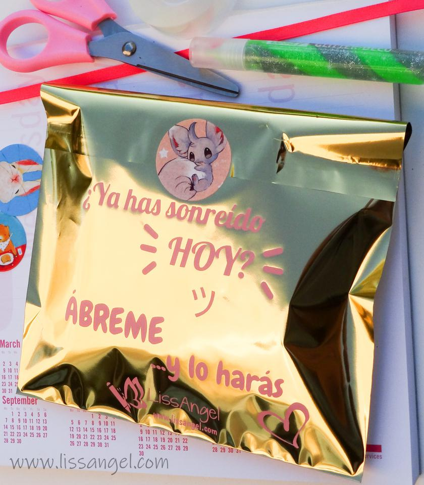 Surprise Envelope Pretty And Kawaii Stationery, Original Gift