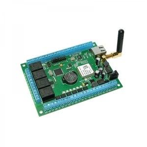 Многофункциональн ый  сетевой контроллер управления c GSM функционалом ( Ethernet реле + GSM). MP718m Laurent-5G