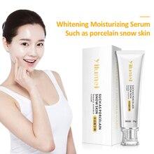 Мощный лосьон для мгновенного отбеливания кожи, отбеливающий крем для темной кожи всего тела, увлажняющий крем-эссенция для ухода за кожей TSLM1