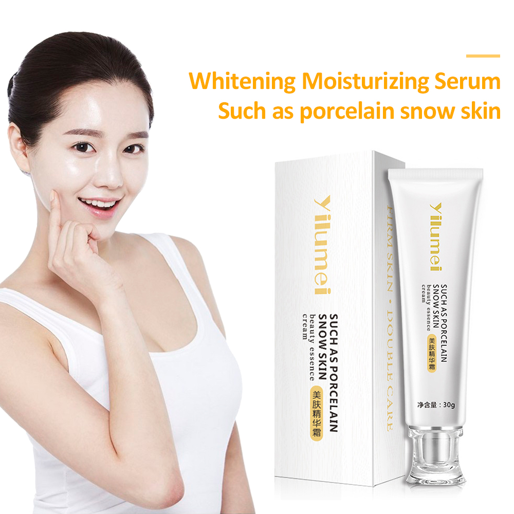 Powerful Instant Skin Whitening Lotion Bleaching Cream For Dark Skin Whole Body Moisturizing Essence Cream Skincare TSLM1