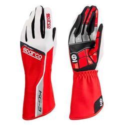 Sparco gloves Track Kg-3 Tg. 09 red