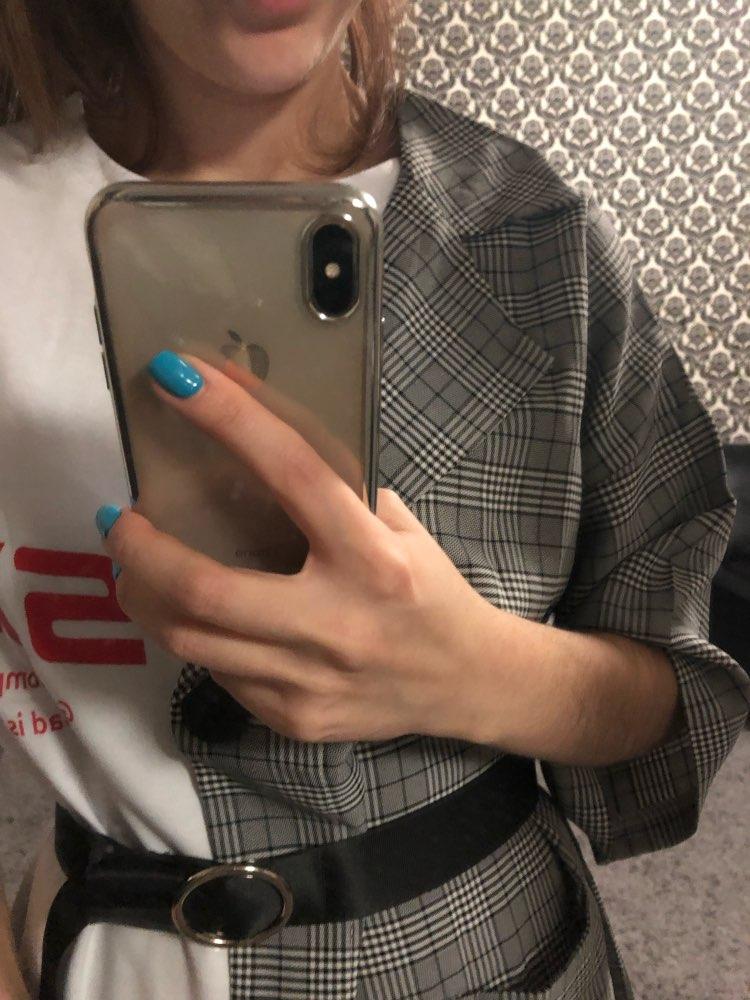 Ins Lattice Stitching Fake Two Piece Letter Dress Women'S Clothes Japan Kawaii Retro Female Korean Harajuku Dresses For Women photo review