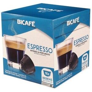 Bicafé ESPRESSO, 16 compatible capsules Dolce Gusto®