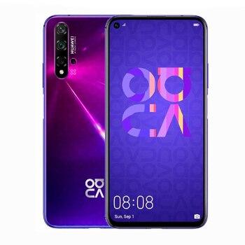 Перейти на Алиэкспресс и купить Huawei Nova 5T 6GB/128GB фиолетовый (Midsummer фиолетовый) Dual SIM