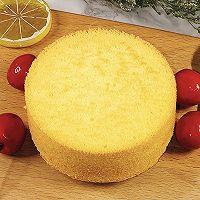 8寸全蛋海绵蛋糕,木糖醇版的做法图解15