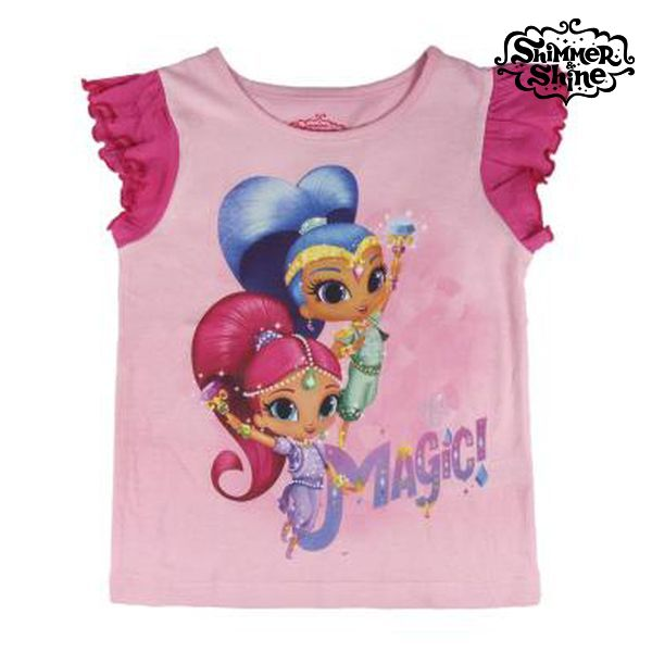 Child's Short Sleeve T Shirt Shimmer and Shine 72771|  - title=