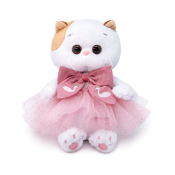Soft Toy Budi Basa Cat It-It Baby Skirt With Sequins, 20 Cm