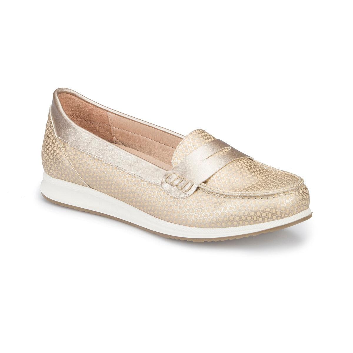 FLO 81. 111291.Z Gold Women Basic Comfort Polaris