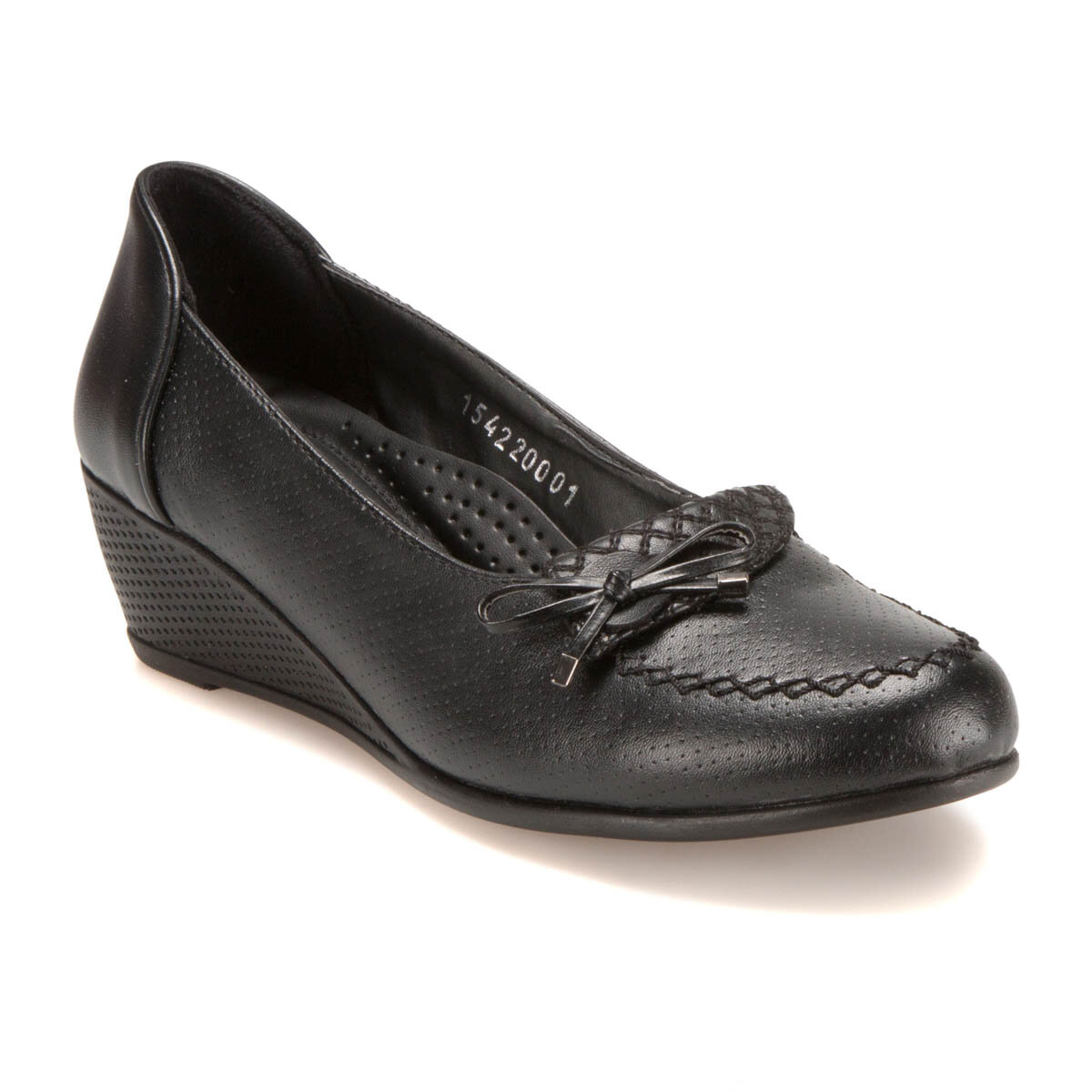 FLO 61.154220FZ Black Women Shoes Polaris