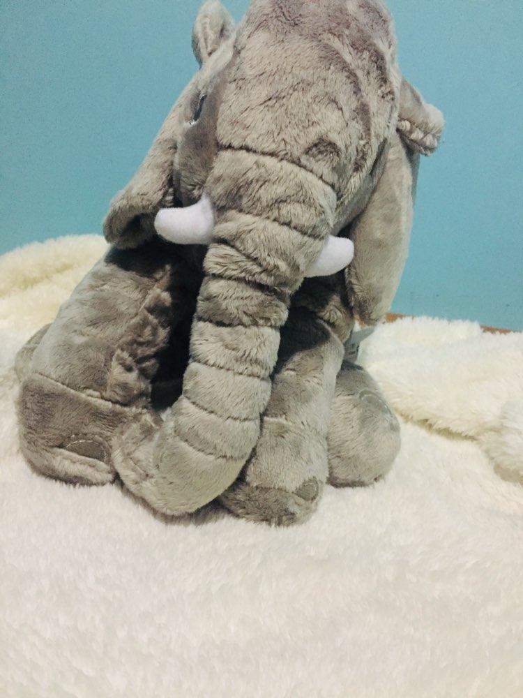 Cartoon Big Size Plush Elephant Toy photo review