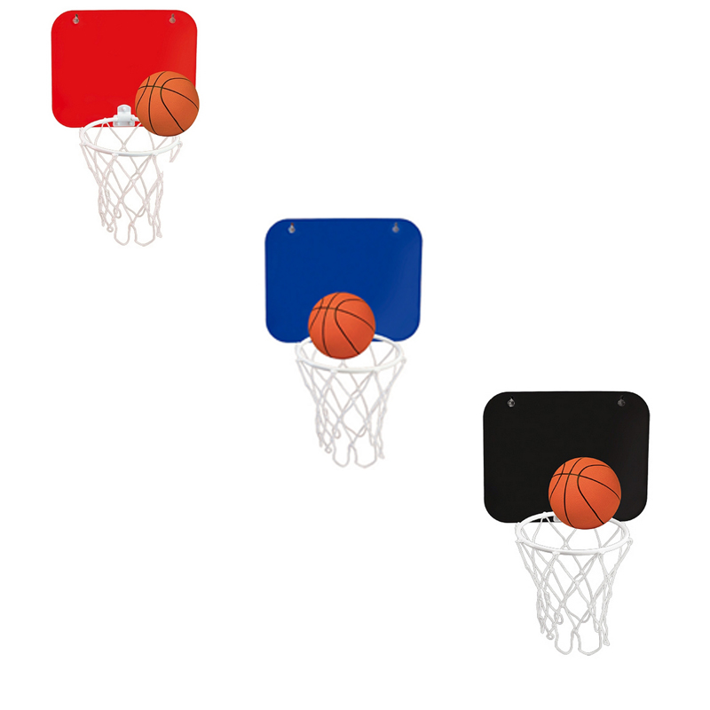 Basketball Basket Ball Basket For Play At Home And Outdoors Kids Toy Have Three Colors Red Blue And Black 143920