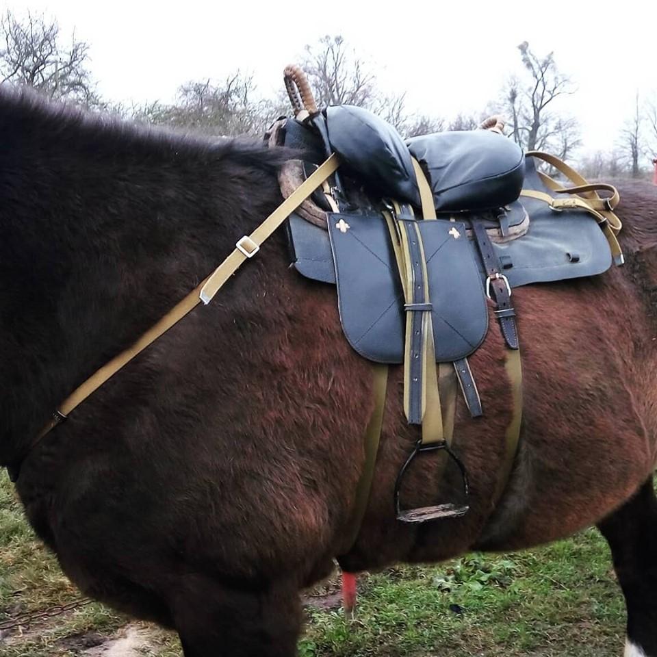 Cossack Horse Saddle, Cheaper, Shepherd's Saddle