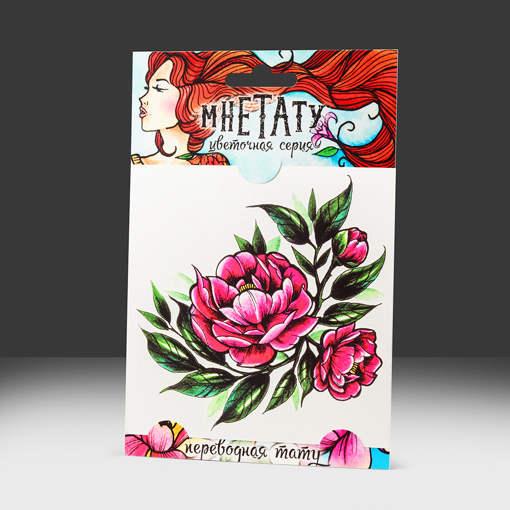 Decal MneTatu Peony Flowers hand painted peony flowers gold foil canvas oil painting golden white 45 x 35cm