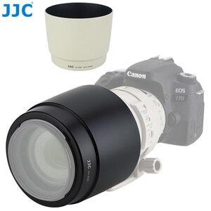 Image 1 - JJC DSLR 카메라 렌즈 후드 그늘 보호대 캐논 EF 100 400mm f/4.5 5.6L IS USM 렌즈 교체 캐논 ET 83C