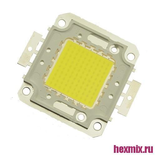Led 100W LED (light-warm White)