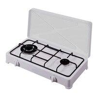 gas stove Vitrokitchen 250BB 3600W White   -
