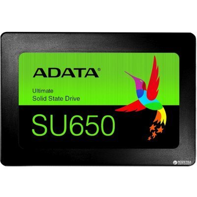 Накопитель SSD A-Data Ultimate SU650 120Gb