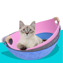Cat Bed House Sleeping Mat Comfort Home Pets Breathable Four Seasons Universal Products Dogs Beds Nest