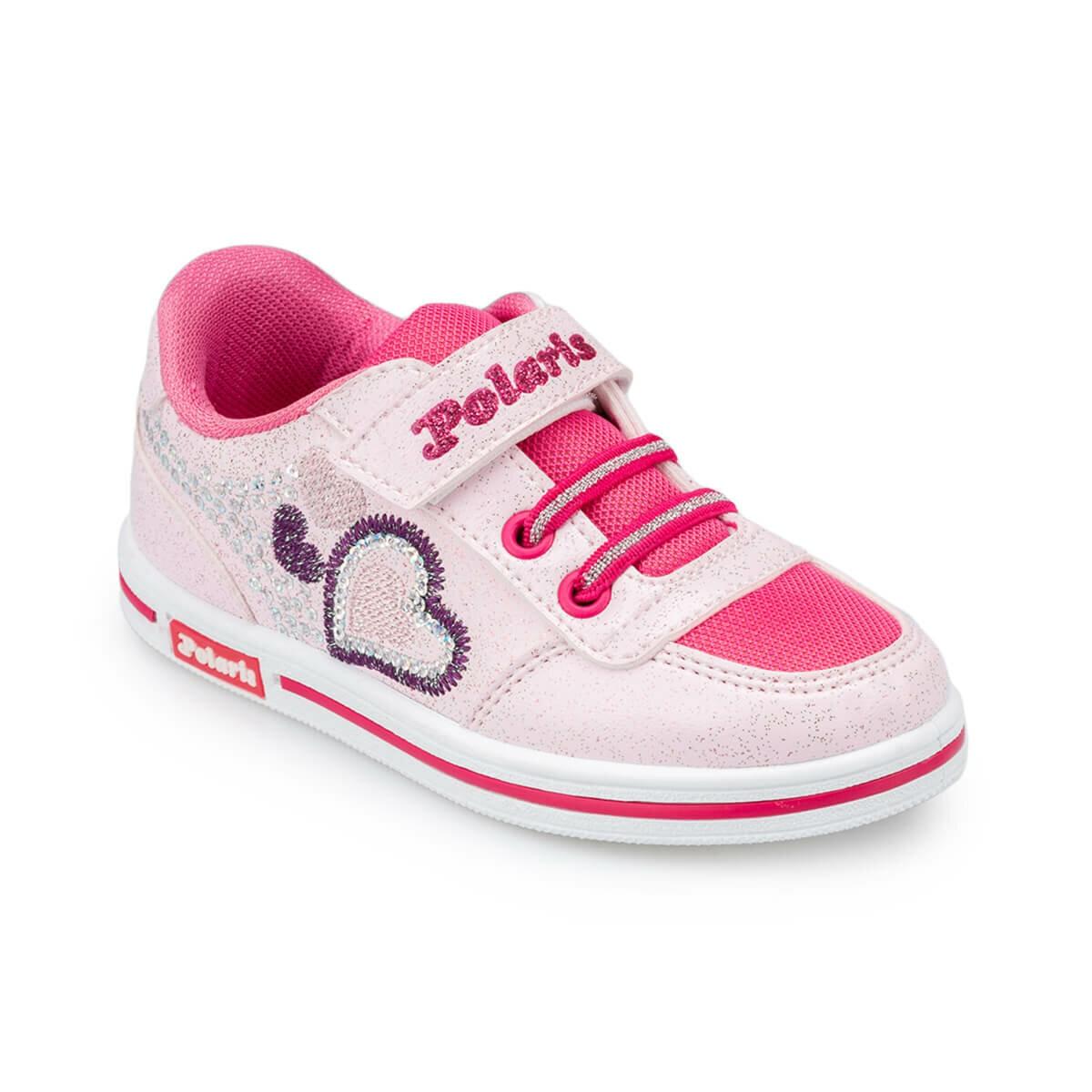 FLO 91. 508247.P White Female Child Shoes Polaris